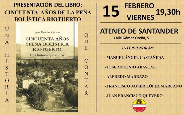 Presentación del libro de  Juan Francisco Quevedo