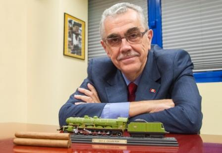José Ramón Suárez, ingeniero Industrial
