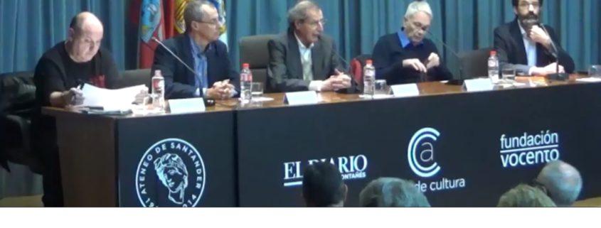 Conferencia Retos culturales de la ciudad de Santander